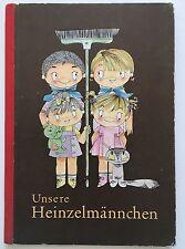 Sozialismus. – Sonntag, Eva. Unsere Heinzelmännchen. EA 1963