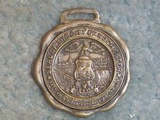 1936 SEAL OF THE CITY OF ROCHESTER ( NEW YORK )  SETTLED IN 1812  INCORPORATED A