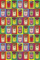 HEINZ ~ CREAM OF TOMATO SOUP 24x36 POP ART POSTER NEW/ROLLED!