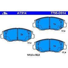 Ate AT914 PremiumOne Disc Brake Pads Front