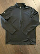 Men's Under Armour Loose Fit Long Sleeve 1/2 Zip Pullover Size 2Xl