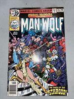 Marvel Premiere Man Wolf #46 Marvel