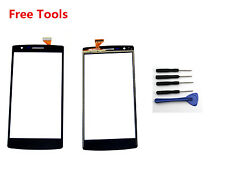Front Touch Screen Digitizer Sensor Lens For Oneplus One 1+ A0001 Black Tool