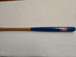 1998 Chicago Cubs Mini Bat E.W. Hannas