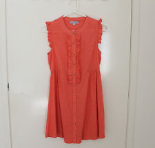 TEMT Womens Size 8 Summer/Spring Red Dress
