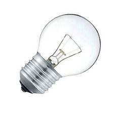 AAMSCO 40W 130V 45MM GLOBE E27 BASE CLEAR INCAND BULB (EUROPEAN) (PACK OF 6)