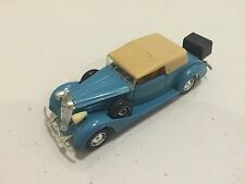 Solido 1937 Packard Super - Eight 1:43 Scale Die Cast Model No. 4037