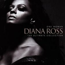 CD album Diana Ross One Woman the Ultimate Collection (Baby Love) 1993 EMI