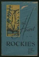M B WILLIAMS / The Heart of The Rockies 1935