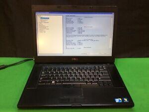 Dell Precision M4500 Intel Core i7 M640 2.80Ghz. 8GB Ram NO HDD.
