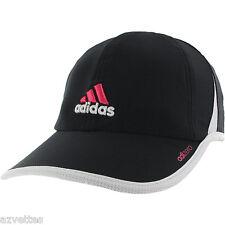 NEW! Black adidas Women's adiZero Training Clima-Cool Golf UPF Cap