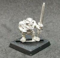 Warhammer Fantasy Goblin Marauder MM30 GOB 22 Metal OOP 1988 Sword Swordsman