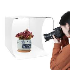 Photo Studio Light Box Photography Lighting Tent Portable 6 Backdrops LED Kit 1
