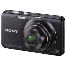 Sony Cyber-shot DSC-W610 14.1MP Digital Camera - Black