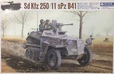 Gunze Sangyo Sd Kfz 250/11 sPz B41 Ref 799 Escala 1/35