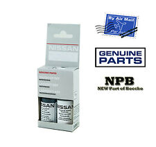 Nissan Genuine Touch-Up Paint Black G41