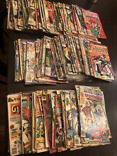 Vintage comic book lot 125+