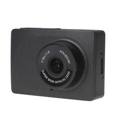 "Au! Negro Xiaomi Yi 2.7"" HD 1080P WIFI DVR Coche Dash Cámara vehículo Video G-Sensor"