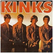 The Kinks - S/t Expanded CD 2004 Sanctuary as Bonus Tracks Self Titled