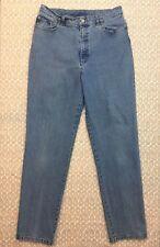 Lauren Jeans Co Ralph Lauren Women's Denim Jeans Size 12 J5