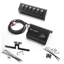 sPOD 6 Green Switch Module & Source System 09-18 Jeep Wrangler JK & Unlimited