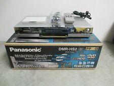 Panasonic DVD Video Recorder DMR-HS2 HDD 40GB