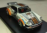 Porsche 934 # 82 4ème Le Mans 1979 - IXO 1:43