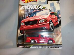 Hot Wheels Fast and Furious Ford F-150 SVT Lightning 1/5 Real Riders