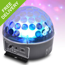 LED Colour Globe Light DJ Disco Party Lighting|Derby Wash Effect|Beamz JellyBall