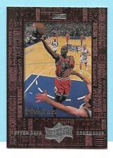 1999 Upper Deck Athlete of the Century Remembers UD6 Michael Jordan Bulls