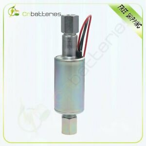 Universal Fuel Pump with Installation Kit 12V Diesel 35GPH 10-14PSI E8153