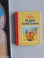 Tintin -Le crabe aux pinces d'or en néerlandais - petit format  Rombaldi  - NEUF