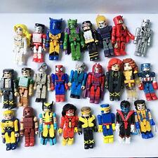 random 10pcs Marvel Universe Exclusive Avengers Building Minimates figure toys