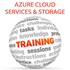 AZURE Cloud Services and Storage - Video Training Tutorial DVD