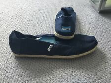 Mens Toms Size UK 8