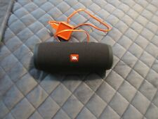 Black JBL Charge 3 Waterproof Portable Bluetooth Speaker