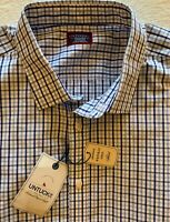 UNTUCKit Wrinkle-Free 100% Cotton Short-Sleeve Shirt 3XL