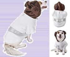 PETCO Star War Princess Leia Pet Fan Collection Dog Hoodie Sweatshirt NEW Medium