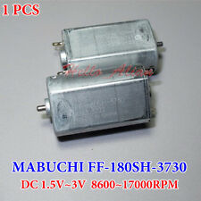 MABUCHI FF-180SH-3730 DC 1.5V 3V 17000RPM Mini DC Motor for Electric Shaver DIY