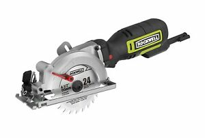 "Rockwell RK3441K 5 Amp 4-1/2"" Corded Compact Circular Saw"