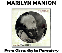 Marilyn Manson From Obscurity 2 Purgatory New VINYL VERY Rare Import Now Deleted