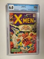 X-Men 15 cgc 6.0 2nd Appearance Of the Sentinels! 1st App Master Mold 3758297005