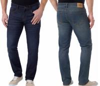 NEW!!! IZOD Men's Comfort Stretch Denim Jeans (Blue, Sz: 34X34)