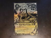 Naruto CCG - The Fifth Hokage [Estabilishment Of Medicine] 372 Super Rare NM