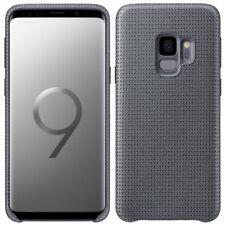 Samsung hyperknit étui ef-gg965fjeg pour Galaxy S9 Plus g965f Housse Étui Gris