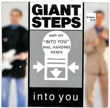 "Giant Steps - Into You - 7"" Record Single"