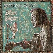 New: Buddy Guy: Blues Singer  Audio CD