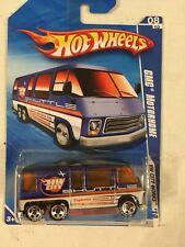 Hot Wheels GMC Motorhome, HW City Works