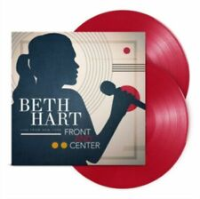 Beth Hart Live From NY Front and Center Red Vinyl RSD 2019