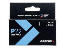 ARROW arrp22516 P22 grapas caja 5000 8mm-5/1